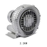 Compresseur d'air gonflable soufflé par air de vis de ventilateur