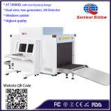 Les produits de sécurité à rayons X Dual View bagages Scanner - FDA & Ce conforme