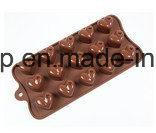 Grau alimentício PC Molde Chocolate para diferentes formas de chocolate