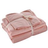 De roze Dekking van het Dekbed van het Huis van de Prijs van de Levering van de Fabriek Goedkope Roze