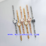 Вахта подгоняя wristwatches кварца (WY-021A)
