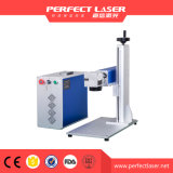 10W 20W 30W 50W 3D 색깔 섬유 Laser 표하기 기계