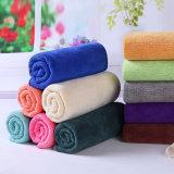 昇進のホテル/ホーム/美容院Microfiber/綿のクリーニング/洗浄布/スポーツタオル