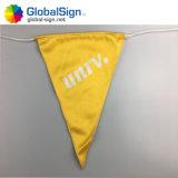 Bunte Partei-Flagge-Zeichenkette-Flagge-Markierungsfahne für Ereignis