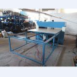 CNC Vier Scherpe Machine van het Schuim van EVA van de Kolom de Hydraulische