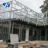 Struttura d'acciaio prefabbricata poco costosa per la costruzione dell'hotel della Camera di pollo