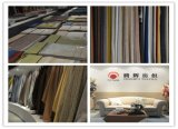 Tela de lino de los muebles del diseño de Gemotrical del surtidor de China