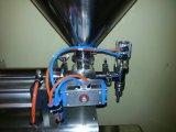 電気(GFA-1WG)のない完全な空気1ヘッドのりの充填機
