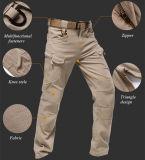 4カラー軍の屋外スポーツIX7のズボンの人の戦術的な貨物ズボン
