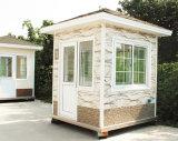 경제 고품질은 빨리 Prefabricated 가벼운 강철 별장 집을 조립한다
