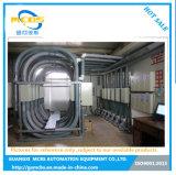 輸送機器のための十分にカスタマイズ可能な気送管システム