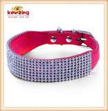 Keezeg Qualitätsform-Haustier-Hundehalsringe/Katze-Muffen-Leinen (KC0059)