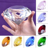 Высокое качество многоцветные Crystal Diamond Crystal ремесел для свадебных подарков Sovenir декоративной День Рождения