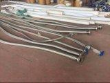 Manguito flexible alineado PTFE/Teflon del metal del acero inoxidable de la alta calidad