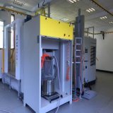 LPG 가스통 생산을%s 분말 코팅 기계