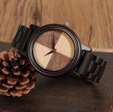 OEM 나무로 되는 시계 유럽 및 미국 나무로 되는 시계