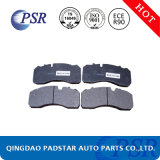 Almofadas de freio resistentes do caminhão da fábrica de China