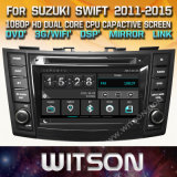 Voiture de l'écran tactile de Windows Witson DVD pour Suzuki Swift 2011 2015