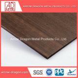 Het houten Comité van de Honingraat van het Aluminium van de Textuur voor Meubilair