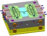 литье под давлением алюминия высокого давления прибора в ножной части стола