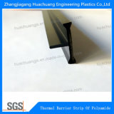 T Shape PA66GF25 Faixa de isolamento térmico