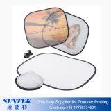 Rectangle Printing Blank Nylon Window Sublimation Because Sunshade