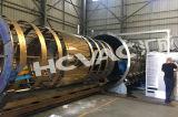 O Ti-Ouro, ouro de Rosa, lanç a máquina de revestimento preta do aço inoxidável PVD
