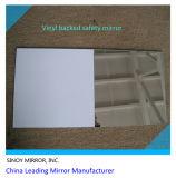 China Sinoy 2mm6mm de Spiegel van de Veiligheid met de Vinyl Gesteunde Leverancier van de Film (smv-1601)
