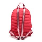 ステッチの厚いスポーツおよび旅行者様式の女性のバックパック(MBNO044021)