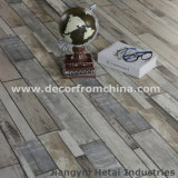 Azulejo de suelo de madera del PVC del vinilo del suelo del vinilo comercial