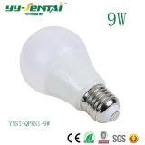 Ampoule de LED 9W haute efficacité avec ce/certificat RoHS
