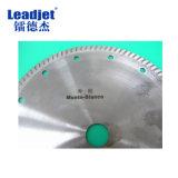 La mejor máquina de fibra óptica de la marca del laser de Leadjet para el metal