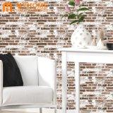현대 디자인 돌 3D 벽돌 벽지