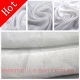 La tela Chiffon del algodón de seda para la falda de la alineada borda