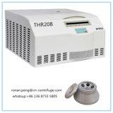 Le tableau haut vitesse haute et basse universel cryogéniques centrifugeuse avec ce&ISO