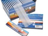 Folletos de 50 elementos arroz ultra delgado Slim 110mm de tamaño el hábito de fumar papel de rodadura