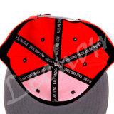 Tampões do Snapback da correção de programa do bordado do círculo