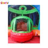 Camera di salto combinata della piccola trasparenza gonfiabile del castello per i capretti