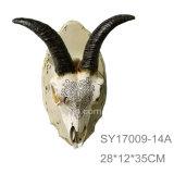 卸し売り壁の装飾の動物の頭骨のバッファローの頭骨動物
