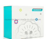 白い磁石が付いているカラーによって印刷されるペーパーボール紙包装ボックス