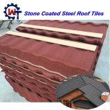 中国カラー南アフリカ共和国の上塗を施してある屋根瓦
