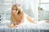 Beautifui Uniform 165cm Simulation Sex Doll Coils Sex Toy for Adult Man