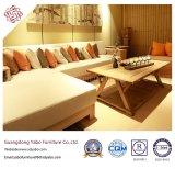 Ходкая мебель гостиницы для салона лоббиа при установленная софа (YB-HB0301)