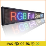 Outdoor SMD lampe LED couleur RGB signer
