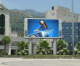 P10 Outdoor Advertizing LED Display 960mm X 960mm with Function Video