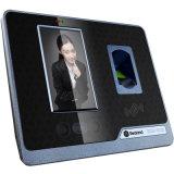 WiFi 지문 접근 제한과 얼굴 시간 출석 생물 측정 장치 얼굴 승인 시스템