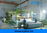 Geteerde zeildoek van de Prijs van de Fabriek van China het Matte & Glanzende pvc Met een laag bedekte voor de Dekking van de Vrachtwagen, Tent, het Afbaarden, ZijGordijn