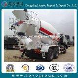 Camion de pompe de mélangeur concret de Sinotruk HOWO 12m3