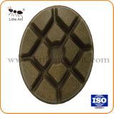 """3""""/80mm Metal Tampon à polir de plancher de diamant de résine pour roue abrasive de outils de meulage"""