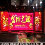 P1.923 plein écran du panneau LED intérieure de couleur pour l'intérieur de la publicité